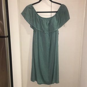 NWT Off The Shoulder Dress